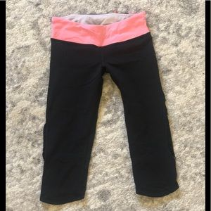 LuluLemon Athletica Crop Pant size 4